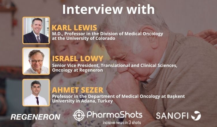 ViewPoints Interview: Dr. Ahmet Sezer, Karl Lewis, and Regeneron's Israel Lowy Share Insights on Libtayo (cemiplimab) for NSCLC & BCC