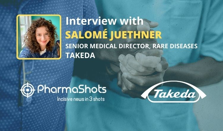 ViewPoints Interview: Takeda' Salomé Juethner Shares Insights on the Data Publication to Support the Sustained Safety and Efficacy of Takhzyro