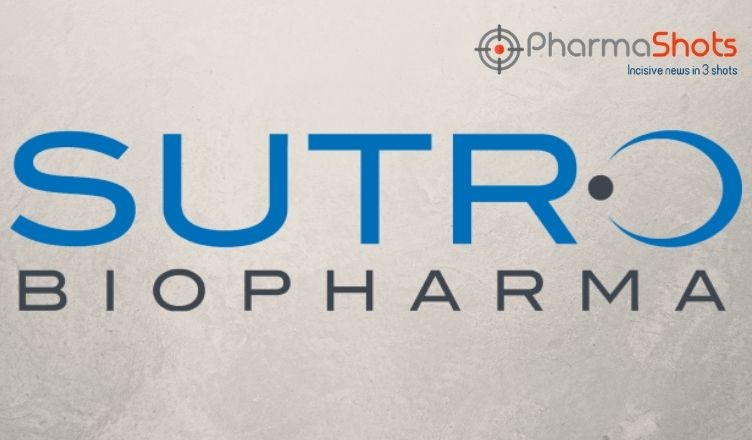 Sutro Signs an Option Agreement with BioNova to Develop and Commercialize STRO-001 for Hematologic Cancers in Greater China